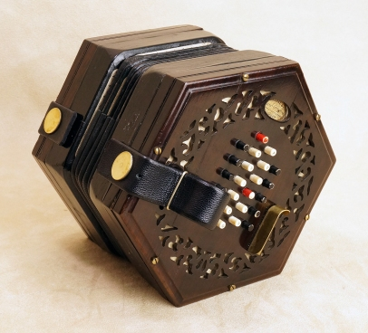 Lachenal English concertina