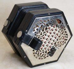 Wheatstone English concertina