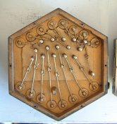 Dipper concertina, inside view